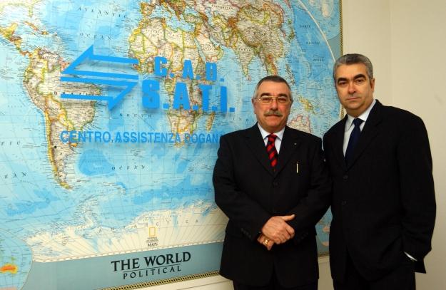 Alessandro e Stefano Lari